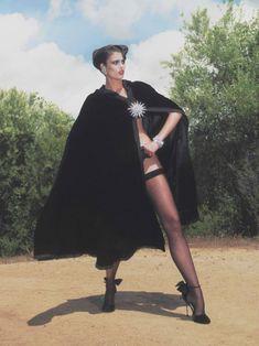 Fashion Copious - Rose Insolence by David Sims for Vogue Paris August 2016