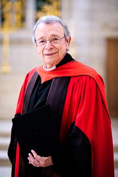 """David Neelands, Dean of Divinity """"...David will continue in a teaching capacity (in the area of History and Theology of Anglicanism) and will remain an active member of the College community."""""""