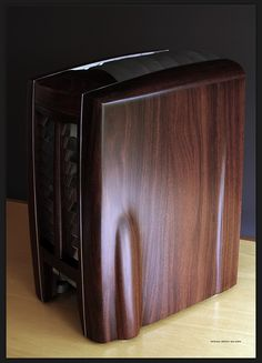 Wood Custom PC Case,you can start making anything you like from the 16,000 plans available at http://www.vickswoodworkingplans.com/