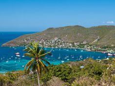 Isla Margarita, Bequia, Windward Islands, Port Elizabeth, Beautiful Places To Travel, Caribbean Sea, Grenadines, Beautiful Landscapes, Scenery