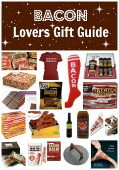 Bacon Lovers Gift Guide #bacon #baconlover #giftguide - Get the awesome limited edition Bacon Lover's t-shirt while it's still available! http://teespring.com/icanhazawesome
