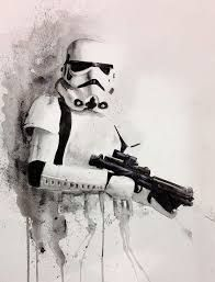 Star Wars: Stormtrooper - Star Wars Stormtroopers - Ideas of Star Wars Stormtroopers - Star Wars: Stormtrooper Star Wars Pictures, Star Wars Images, Deviant Art, Sith, Star Wars Painting, 501st Legion, Star Wars Design, Star Wars Tattoo, Star Wars Wallpaper