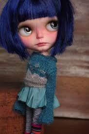 Resultado de imagen de alice blice blythe doll by flickr
