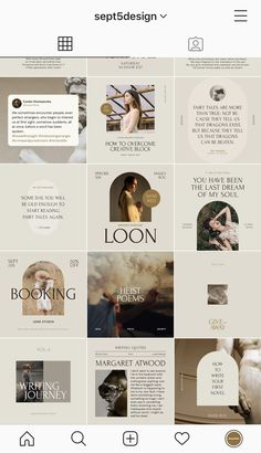 Insta Layout, Instagram Feed Layout, Instagram Grid, Instagram Design, Social Media Template, Social Media Design, Social Media Graphics, Graphisches Design, Graphic Design Posters