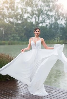 Calegra Bridal House provides stunning wedding dresses in Cape Town and Pretoria. They offer modern and stylish wedding dresses for any bride. Pink Wedding Dresses, Stunning Wedding Dresses, Perfect Wedding Dress, One Shoulder Wedding Dress, Bride Book, Designer Wedding Gowns, Pretoria, Wedding Book, Cape Town