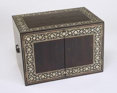 Cabinet Treasure Boxes, Casket, Civilization, Liquor Cabinet, Cabinets, Museum, Asian, Pearls, Silver