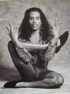 CESAR BEGAN VOGUING IN 1983 IN THE WEST VILLAGE OF NY. HE WAS RECRUITED IN 1986 TO BE ONE OF THE ORIGINAL MEMBERS OF THE HOUSE OF NINJA. CESAR BECAME AN ACTIVE FIGURE IN THE UNDERGROUND BALLROOM SCENE IN HARLEM IN THE LATE 1980'S IN WHICH HE WON MANY TROPHIES IN THE VOGUE, POP, DIP AND SPIN CATEGORY. ALSO KNOWN AS VOGUE, THE OLD WAY.WINNING IN MANY OTHER FASHION CATEGORIES AS WELL.