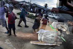 HIV- TB in Tanzania. Marcus Bleasdale