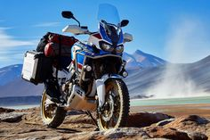 2018 Honda Africa Twin Adventure Sports Debuts Motorcycle News, Africa Travel, Offroad, Cool Bikes, Cars And Motorcycles, Honda Motorcycles, Off Road Adventure, Adventure Tours, Honda Africa Twin