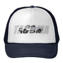 2015 Tacoma Access Cab Trucker Hat