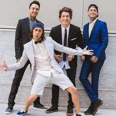 I'm inviting these guys to prom. Yep, I'm so doing it. Right after I figure out how to kidnap them with no trace.