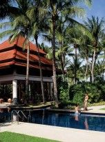 Poolside at the Banyan Tree Phuket. Read more: http://dest.asia/HaG59p