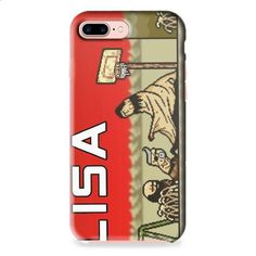 Lisa The Painful Rpg iPhone 7 3D Case Dewantary