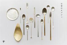 Ahhhhh cutlery. no objects so lovely!