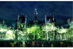 みんなで森をつくるんだ。パリの街が光の森につつまれる | roomie(ルーミー)
