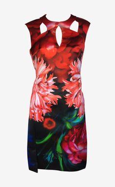 Peter Pilotto Multi Color Dress | VAUNTE