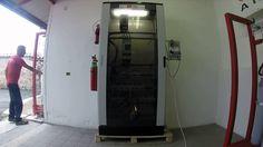 Aplicatie demonstrativa pentru sisteme locale de stingere ArmanFIRE
