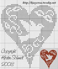 Thrilling Designing Your Own Cross Stitch Embroidery Patterns Ideas. Exhilarating Designing Your Own Cross Stitch Embroidery Patterns Ideas. Wedding Cross Stitch Patterns, Counted Cross Stitch Patterns, Cross Stitch Designs, Cross Stitch Embroidery, Filet Crochet Charts, Crochet Cross, Crochet Granny, Cross Stitch Freebies, Cross Stitch Heart