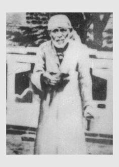 Sai Baba in Shirdi