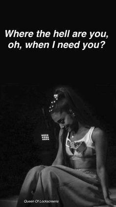 Thinking bout you- Dangerous Woman Ariana Grande Ariana Grande Quotes, Ariana Grande Lyrics, Ariana Grande Pictures, Ariana Grande Dangerous Woman, Dangerous Woman Tour, Lyrics And Chords, Song Lyrics, Ariana Grande Wallpaper, Actor Model