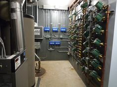 boiler room piping - Google Search Infrared Heater, Boiler, Home Appliances, Google Search, Room, Ideas, House Appliances, Bedroom, Appliances