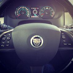 Jaguar XFR!