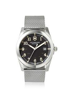 Victorinox Men's 241585 Infantry Silver/Black Stainless Steel Watch, http://www.myhabit.com/redirect/ref=qd_sw_dp_pi_li?url=http%3A%2F%2Fwww.myhabit.com%2Fdp%2FB00DIQA37S
