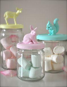 DIY ideas - how wonderful! Mason Jar Crafts, Mason Jars, Fun Crafts, Diy And Crafts, Ideias Diy, Diy For Kids, Diy Gifts, Diy Home Decor, Projects To Try