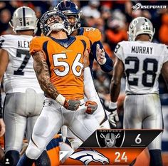 Embedded image Denver Broncos Football 30269e834