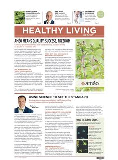 Améo essential oils:  see, read and feel the difference. Learn more or purchase at www.moringa247.myzija.com