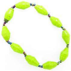 Bracelet - spring green