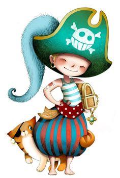 la fiancée au beurre salé: Pirate Bzh