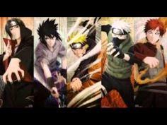 naruto road to ninja (musica triste)
