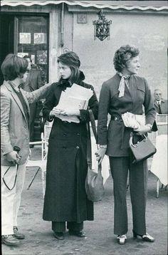 Ingrid Bergman - posted by Isabella Rossellini.