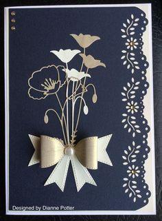 """Résultat de recherche d'images pour """"memory box floral corner cutting die"""""""