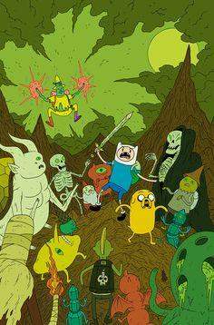 Adventure Time 38