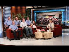 How did Ellen DeGeneres surprise Pittsburgh firefighter with ALS? | Pittsburgh Post-Gazette