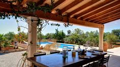 Country house with stunning sea view in Portocolom, Mallorca