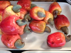cashew noten #Suriname