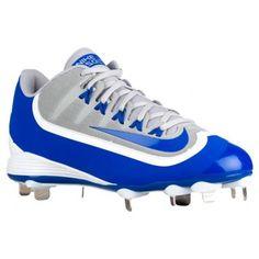 4fd25c20dfb1 Nike Huarache 2K Filth Pro Low - Men s - Baseball - Shoes - Wolf Grey Game  Royal White-sku 07126041