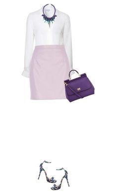 """""""Stepping Into My Destiny"""" by marion-fashionista-diva-miller ❤ liked on Polyvore featuring Lipsy, River Island, Dolce&Gabbana, Michael Antonio, Ek Thongprasert, destiny, fashionset, outfitonly and spring2016"""