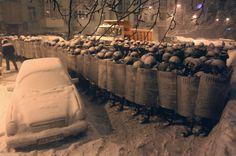 Stunning Photos Of The Ukrainian Protests