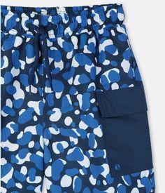 5e4f11a35e Stella Mccartney Kids, Swim Shorts, Kids Boys, Camouflage, Swim Trunks, Camo