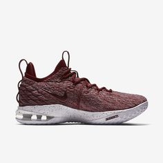 7176cefb0c10 LeBron 15 Low Basketball Shoe by Nike