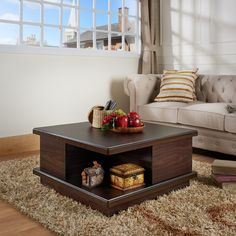bed and bath, wooden narrow end table with drawers designnarrow