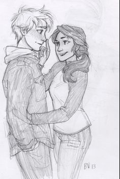 Rose and Scorpius by burdge?!?!?!!!