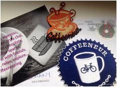 Passend zum Herbstanfang startet die diesjährige Coffeeneuring Challenge. Was gibt es Schöneres nach einer Fahrradtour durch Berlin bei Nieselregen, rund u - Berlin on Bike
