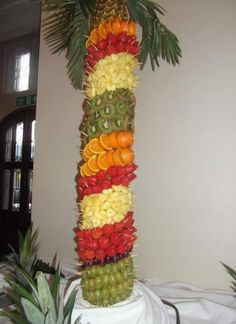 Fruit display for party chocolate fountains 68 ideas #party #fruit #chocolate