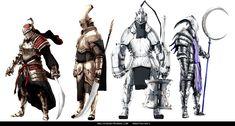 ArtStation - Knights, Abel Vera