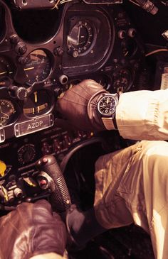 Another picture we love from Bell & Ross #Vintage Collection